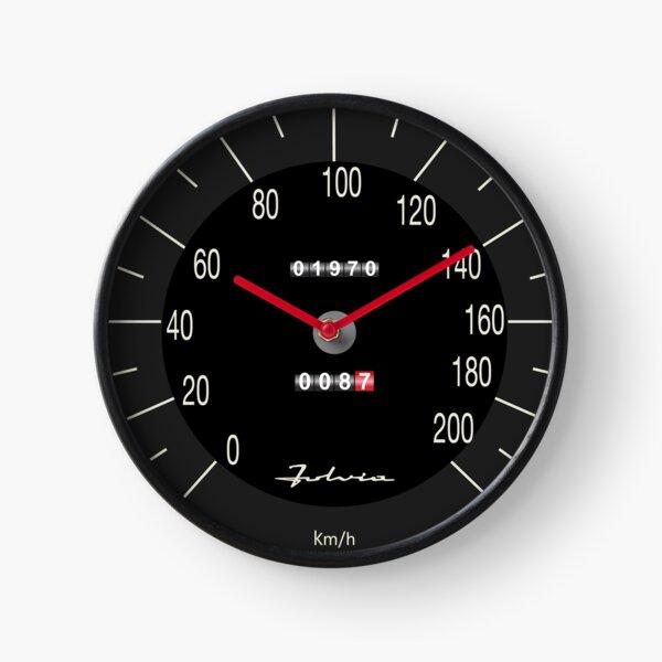Lancia Fulvia Clock