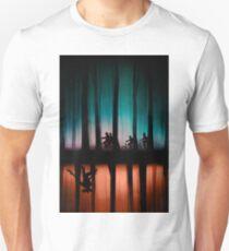 Fremde Dinge Slim Fit T-Shirt