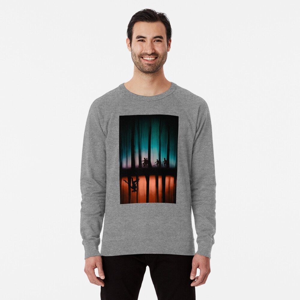 Stranger Things Lightweight Sweatshirt