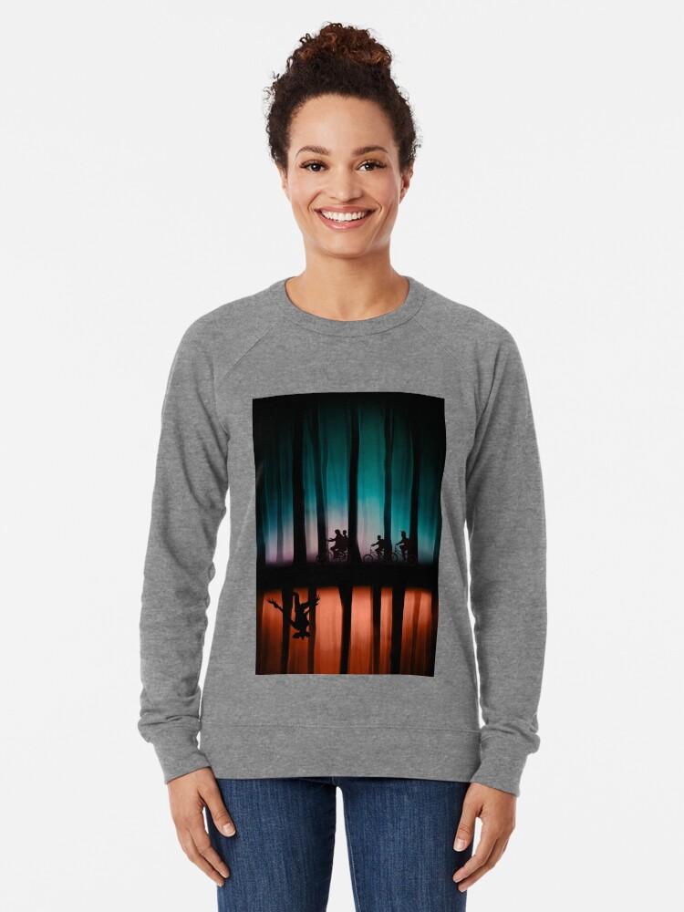 Alternate view of Stranger Things Lightweight Sweatshirt
