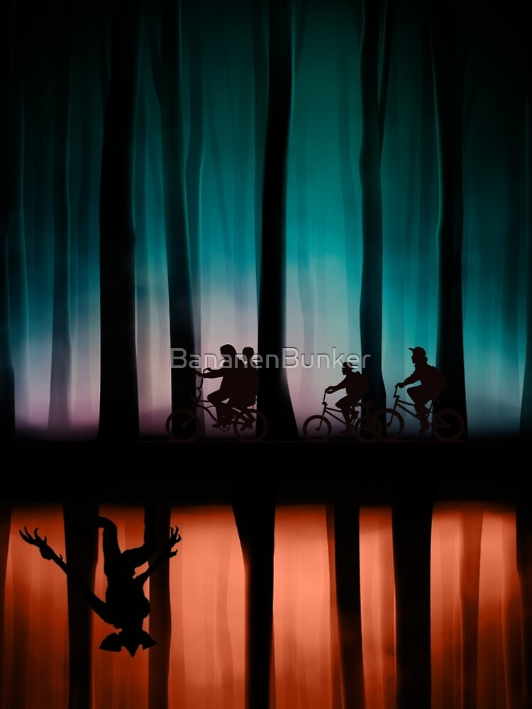 Stranger Things by BananenBunker