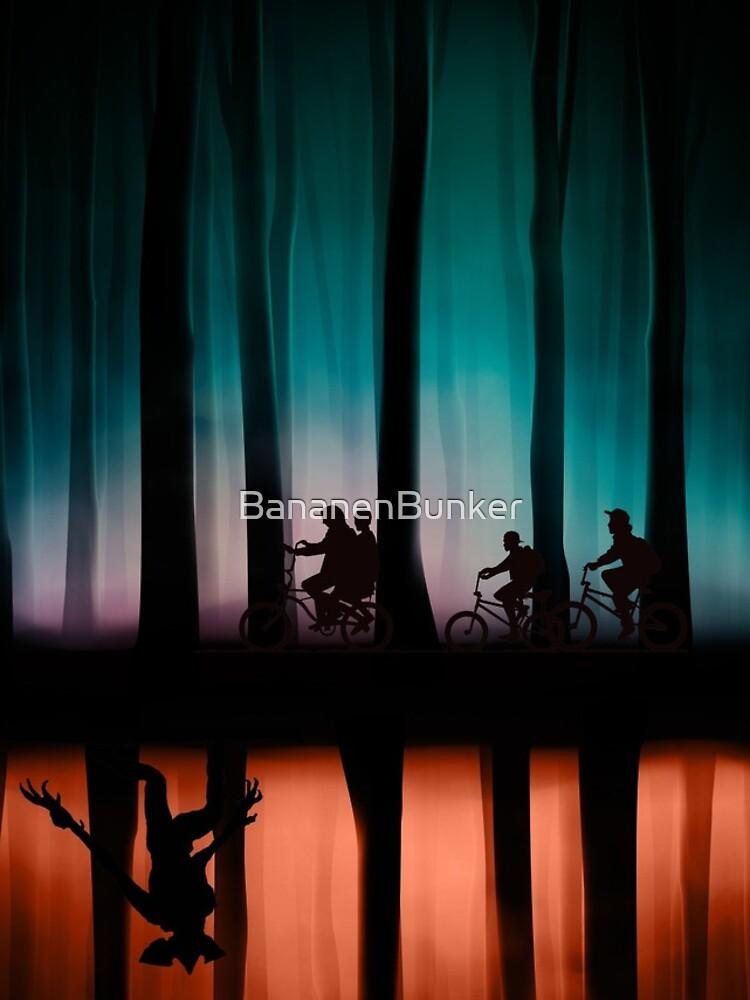 Stranger Things by BananenBunker