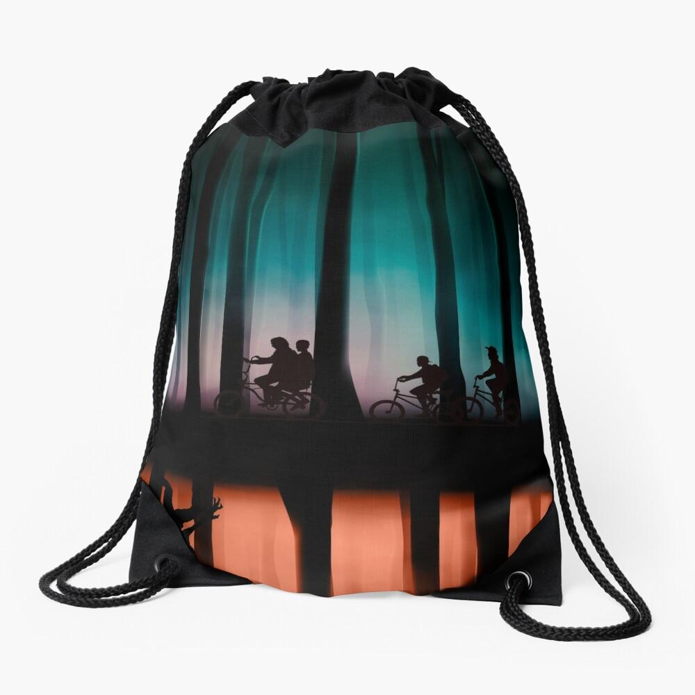 Stranger Things Drawstring Bag