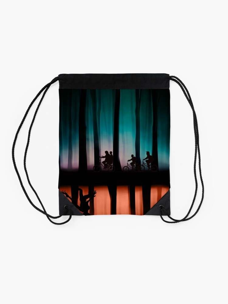 Alternate view of Stranger Things Drawstring Bag