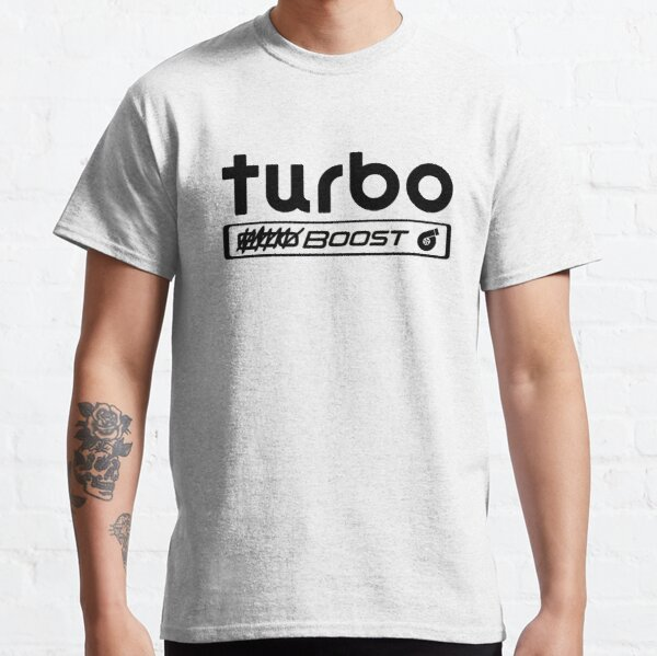 Turbo Boost T-shirt classique