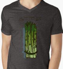 watercolor hand drawn vintage illustration of asparagus T-Shirt
