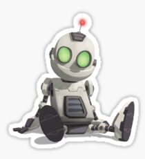 Clank Sticker