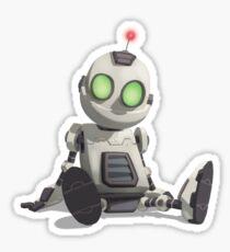Clank Sticker