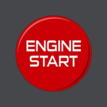 Engine Start Button by MD-Colors