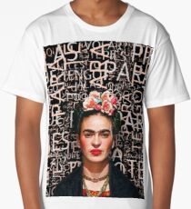 Frida Kahlo Long T-Shirt