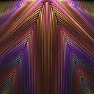 Art Deco Pattern II by Lyle Hatch
