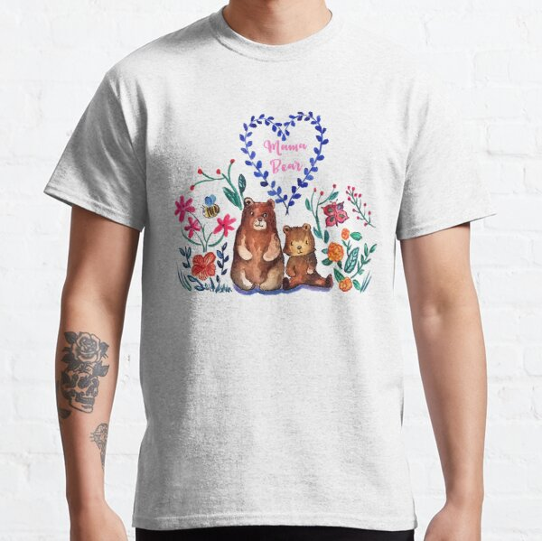 Mother's Day Mama Bear Classic T-Shirt