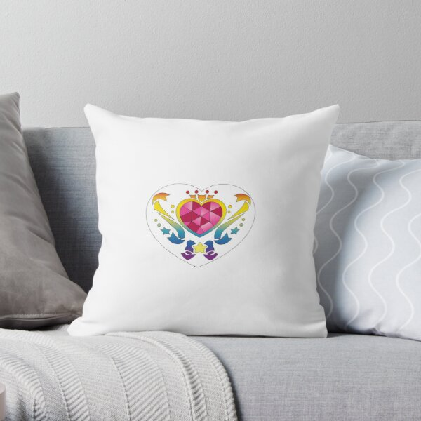 Small, but fierce.  Throw Pillow