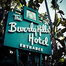 Beverly Hill Hotel by Ann Hudec