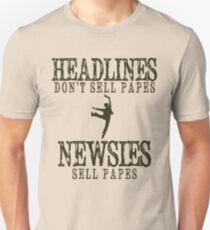 So what makes a headline good?  Unisex T-Shirt
