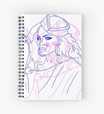 Tongue Pop/Art Spiral Notebook