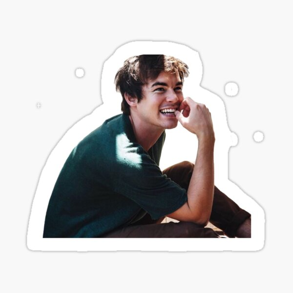 Tyler Blackburn Sticker