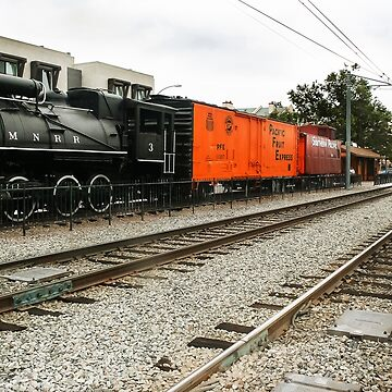 Tracks of History by heatherfriedman
