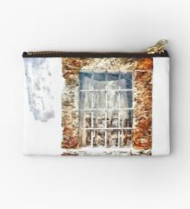 Window With Shadow On The Wall Studio Pouch