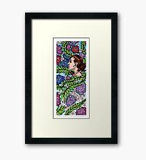 Foliage- Day Framed Print