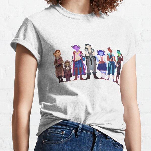 Critical Role Cuties 2 Classic T-Shirt