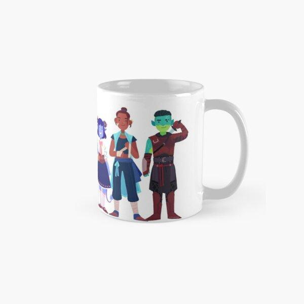 Critical Role Cuties 2 Classic Mug