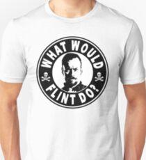 What Would Flint Do Unisex T-Shirt