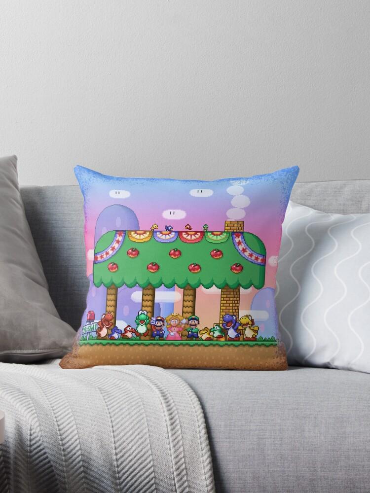 «El mundo de Super Mario» de likelikes