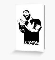 DRAKEROCK Greeting Card