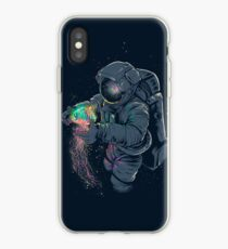Cellphones & Telecommunications Phone Bags & Cases Fashion Cartoon Design Moon Astronauts Outer Space Phone Case Cover Coque For Iphone 8 7 7plus 6splus 6s 6plus 6 5 5s 5c 4 4s