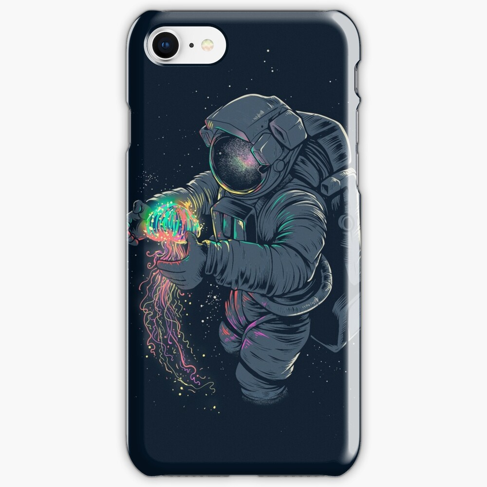 Jellyspace iPhone Case & Cover