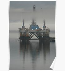 Cromarty Firth Poster