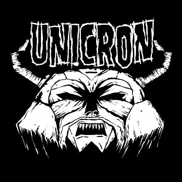 Transformers - Unicron (Danzig) by deadbunneh