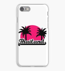 Thailand iPhone Case/Skin