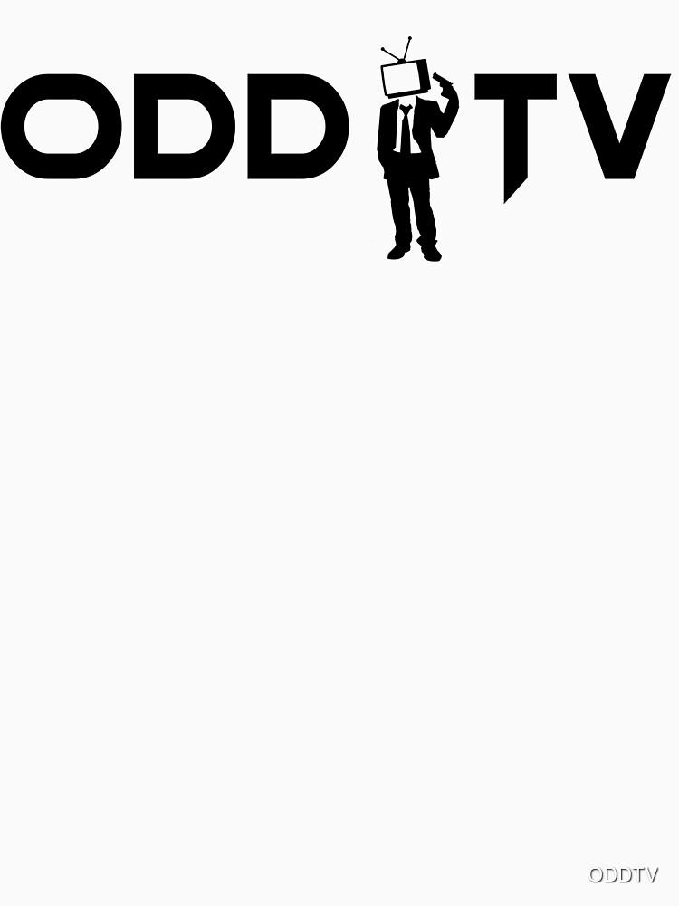 ODD TV Lone Gunman Black by ODDTV