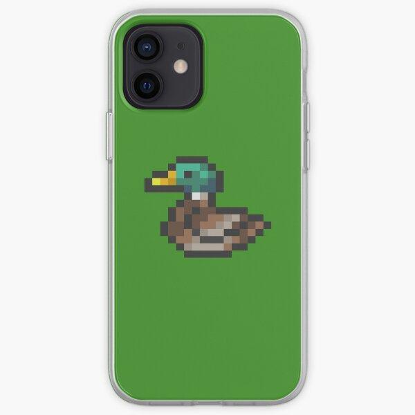 Terraria Duck iPhone Soft Case