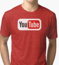 YouTube 2015 Tri-blend T-Shirt
