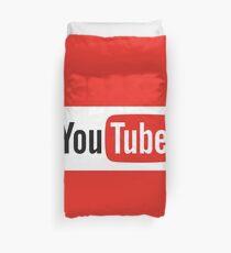 YouTube 2015 Duvet Cover