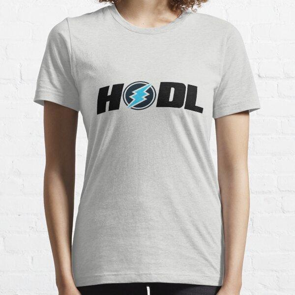 Hodl Electroneum Essential T-Shirt