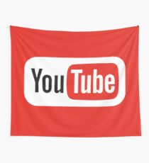 YouTube 2015 Wall Tapestry