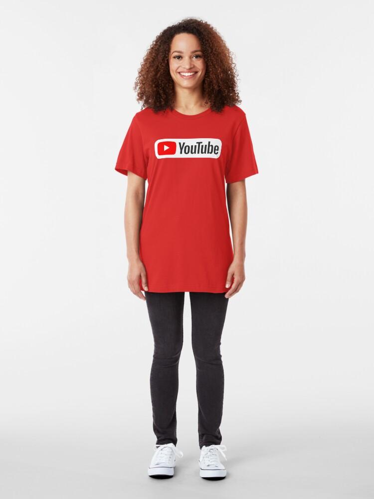Alternate view of YT 2017 Slim Fit T-Shirt