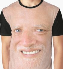Hide The Pain Harold Graphic T-Shirt
