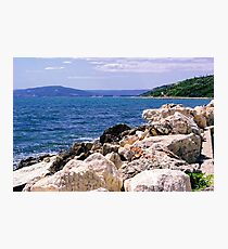 Summer Vacation Dreams Photographic Print