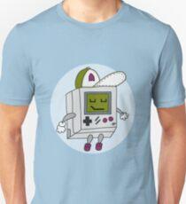 Happy Gameboy Unisex T-Shirt