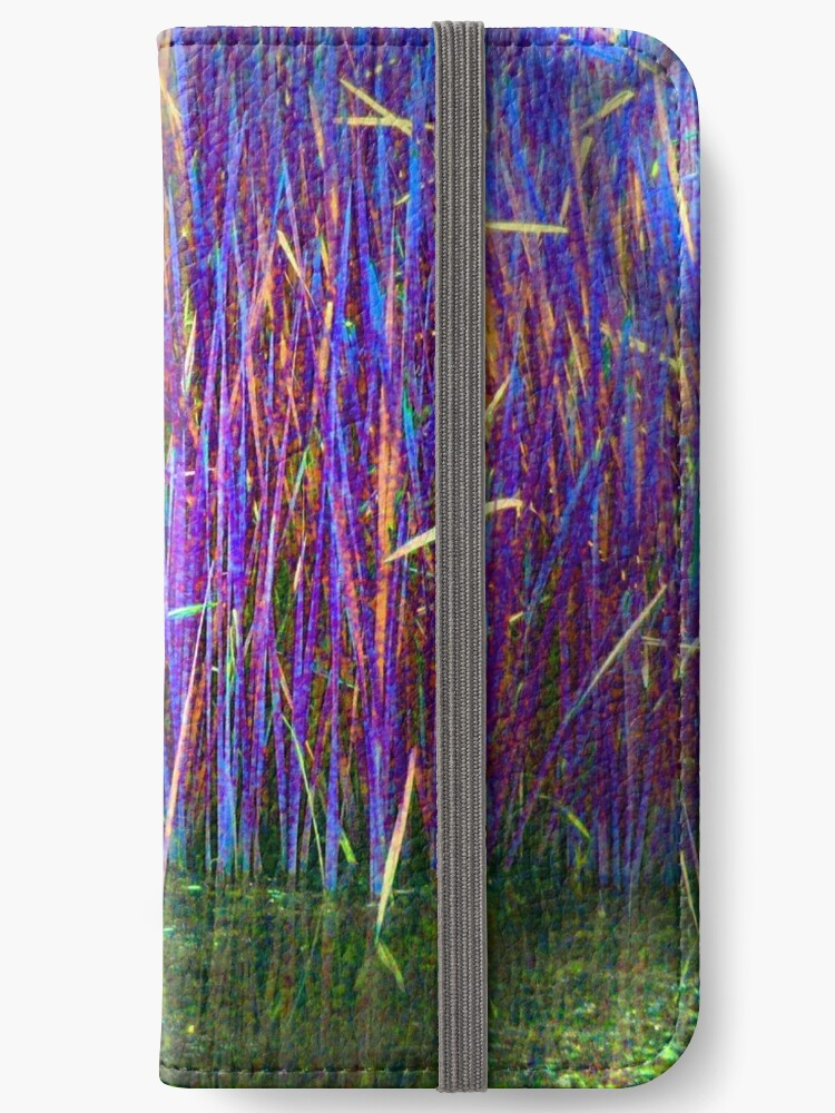 Many Coloured Reeds 2-Available As Art Prints-Mugs,Cases,Duvets,T Shirts,Stickers,etc by born30