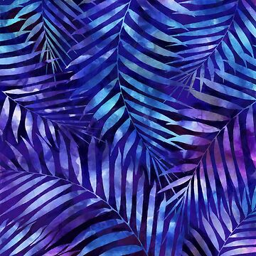 Violet jungle vibes by CatyArte