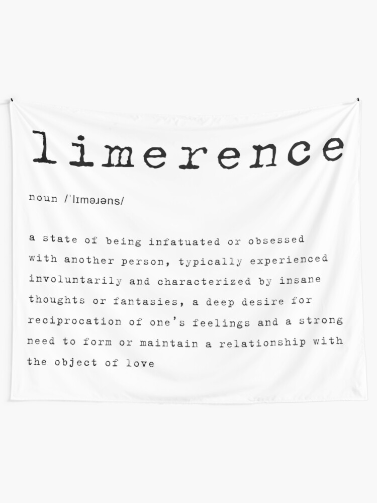 Definition of limerence