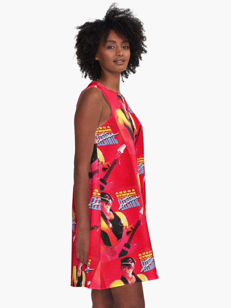 Alternate view of Dance Electric A-Line Dress