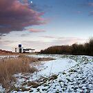 River Parrett by kernuak