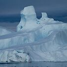 Ice Layers by DianaC